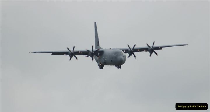 2019-07-13 Yeovilton Air Day. (418) C-130J Herculese.