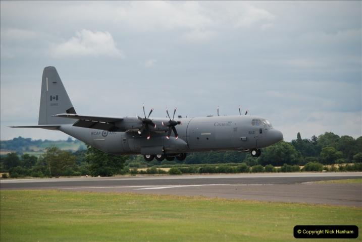 2019-07-13 Yeovilton Air Day. (424) C-130J Herculese.