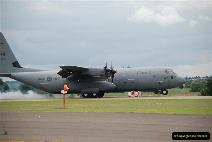2019-07-13 Yeovilton Air Day. (425) C-130J Herculese.