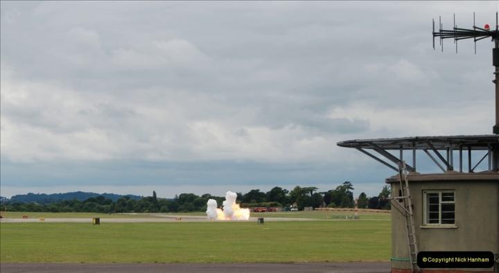 2019-07-13 Yeovilton Air Day. (435) Apache AH1 Strike Capability.
