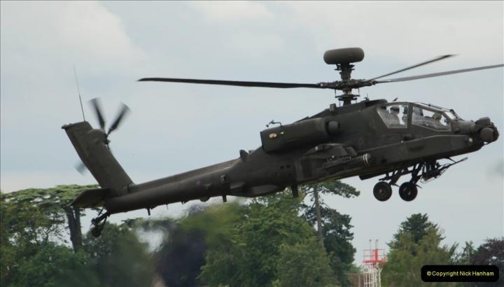 2019-07-13 Yeovilton Air Day. (443) Apache AH1 Strike Capability.