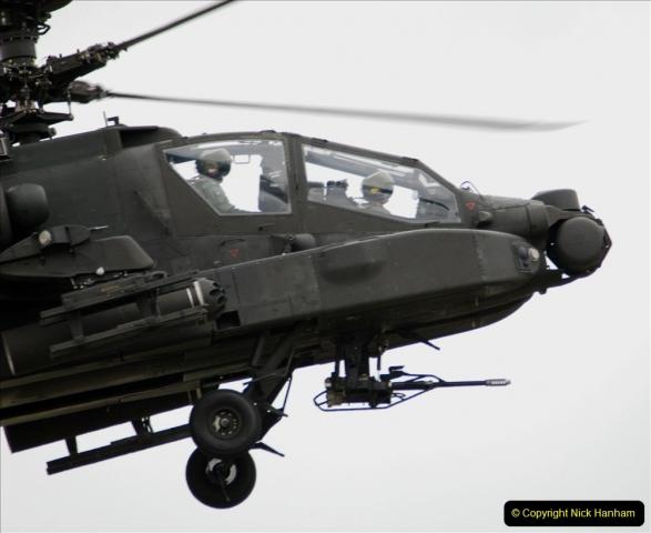 2019-07-13 Yeovilton Air Day. (444) Apache AH1 Strike Capability.