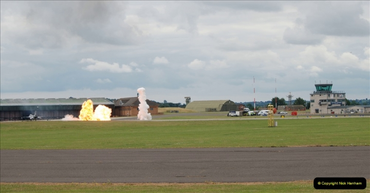 2019-07-13 Yeovilton Air Day. (446) Apache AH1 Strike Capability.