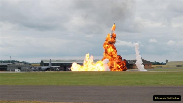 2019-07-13 Yeovilton Air Day. (447) Apache AH1 Strike Capability.