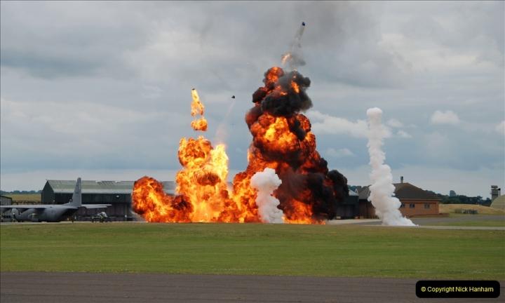 2019-07-13 Yeovilton Air Day. (448) Apache AH1 Strike Capability.