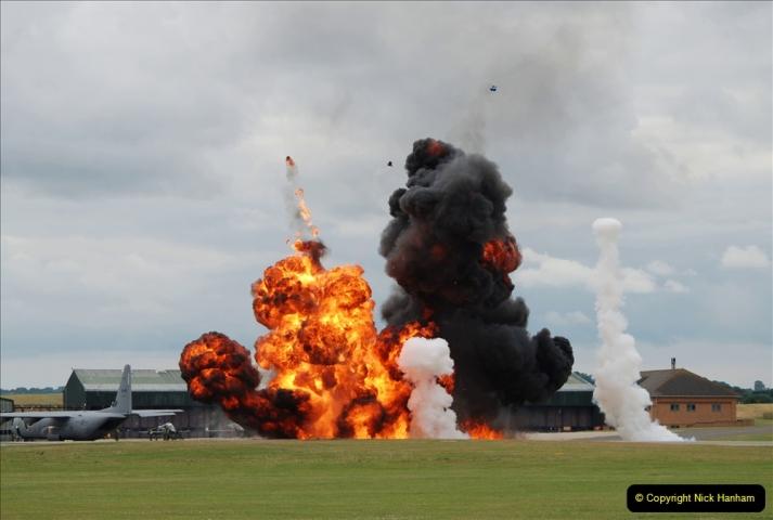 2019-07-13 Yeovilton Air Day. (449) Apache AH1 Strike Capability.