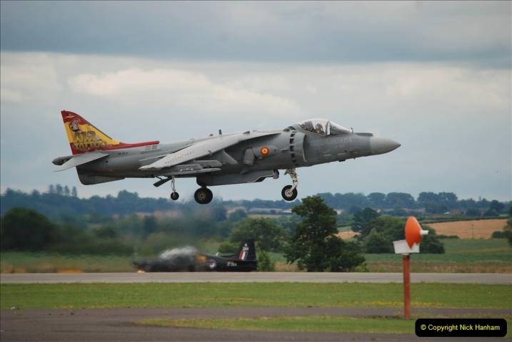 2019-07-13 Yeovilton Air Day. (455) EAV-8B Harrier 2 Plus.