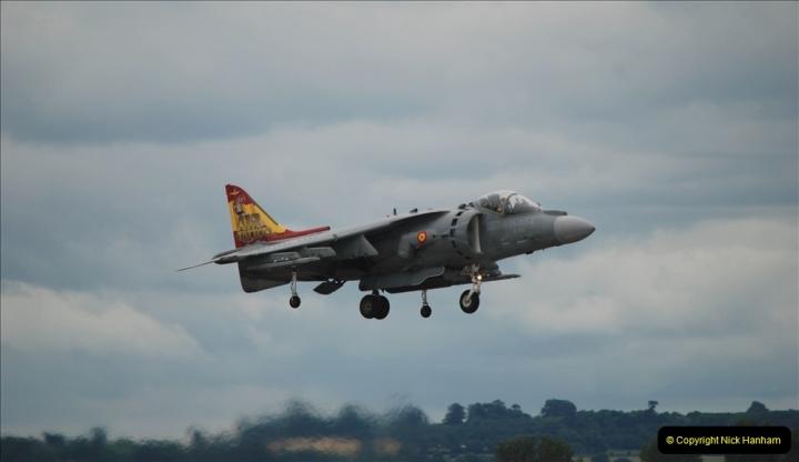 2019-07-13 Yeovilton Air Day. (456) EAV-8B Harrier 2 Plus.