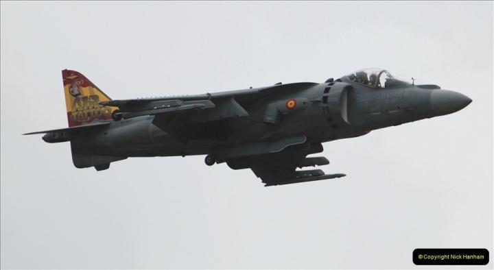 2019-07-13 Yeovilton Air Day. (459) EAV-8B Harrier 2 Plus.
