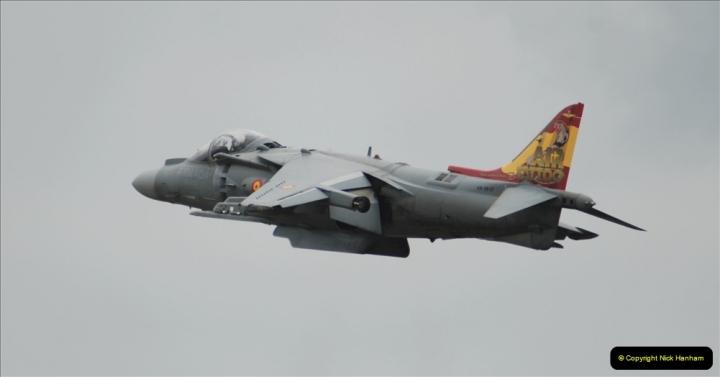 2019-07-13 Yeovilton Air Day. (464) EAV-8B Harrier 2 Plus.