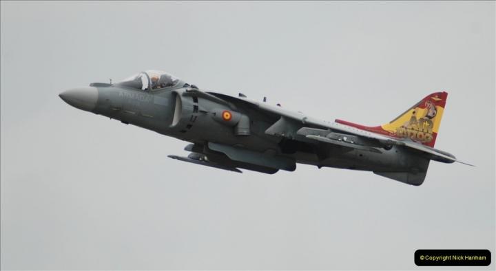 2019-07-13 Yeovilton Air Day. (465) EAV-8B Harrier 2 Plus.