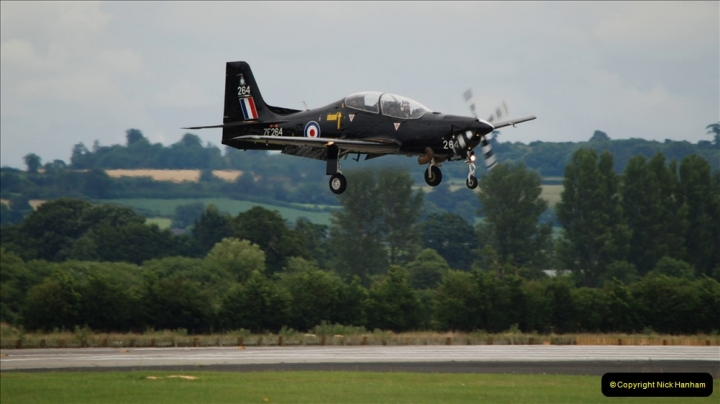 2019-07-13 Yeovilton Air Day. (486) Tucano T1.