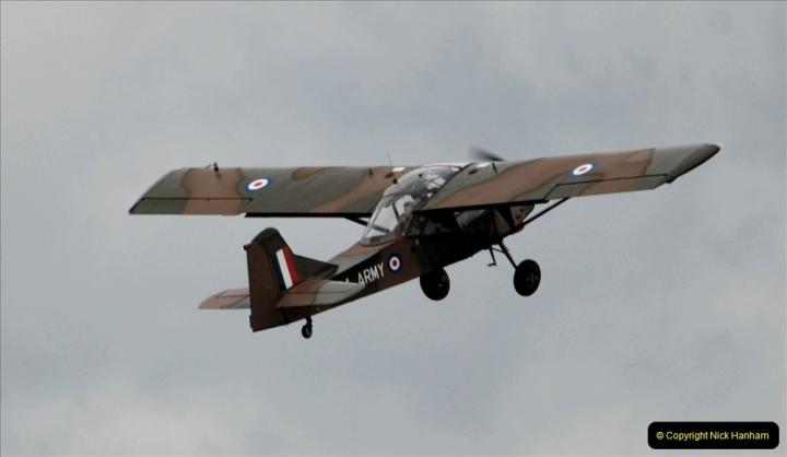 2019-07-13 Yeovilton Air Day. (527) Auster AOP.