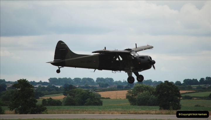 2019-07-13 Yeovilton Air Day. (546) Beaver AL1.