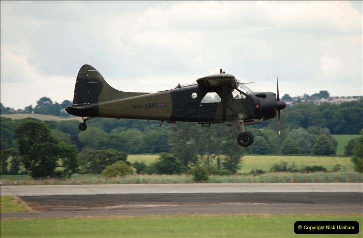 2019-07-13 Yeovilton Air Day. (547) Beaver AL1.