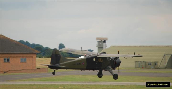 2019-07-13 Yeovilton Air Day. (548) Beaver AL1.