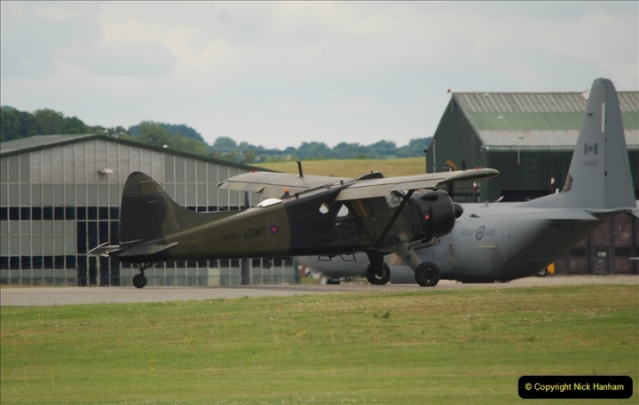 2019-07-13 Yeovilton Air Day. (549) Beaver AL!.