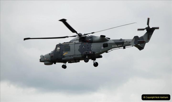 2019-07-13 Yeovilton Air Day. (568) Wildcat AH1.