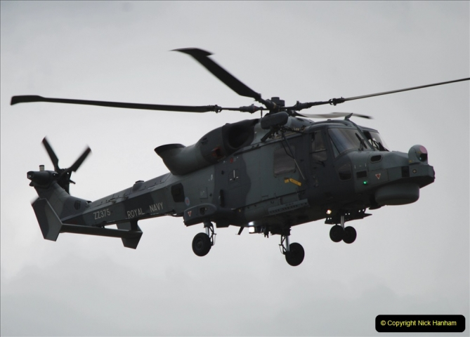2019-07-13 Yeovilton Air Day. (571) Wildcat AH1.