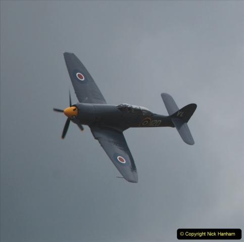 2019-07-13 Yeovilton Air Day. (583) Hawker Sea Fury T.20.