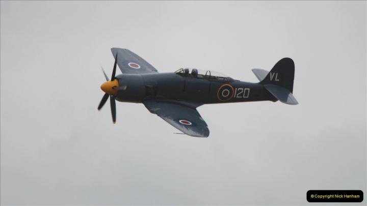 2019-07-13 Yeovilton Air Day. (584) Hawker Sea Fury T.20.