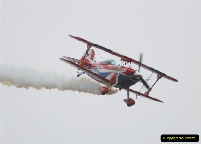 2019-07-13 Yeovilton Air Day. (599) Pitts S-2 Special.