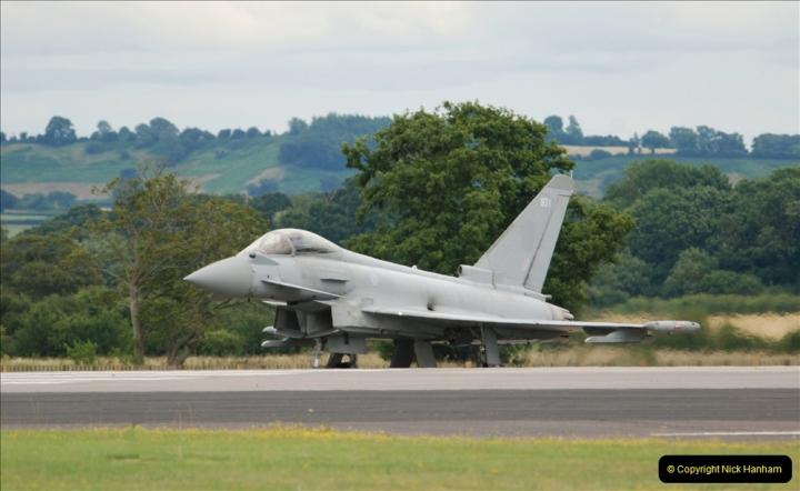 2019-07-13 Yeovilton Air Day. (604) Typhoon FGR$.