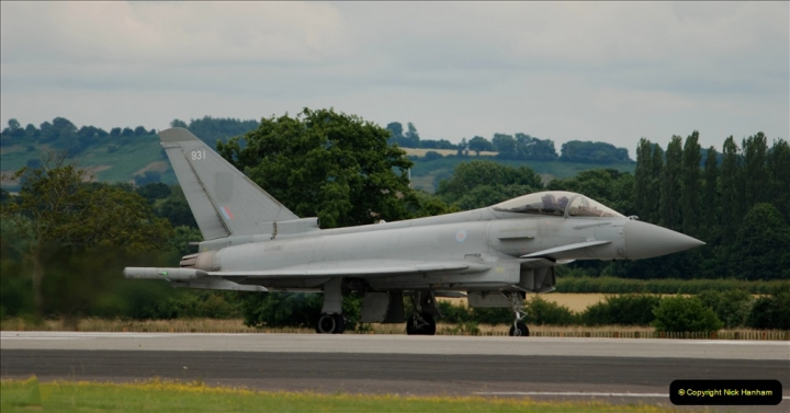 2019-07-13 Yeovilton Air Day. (606) Typhoon FGR$.