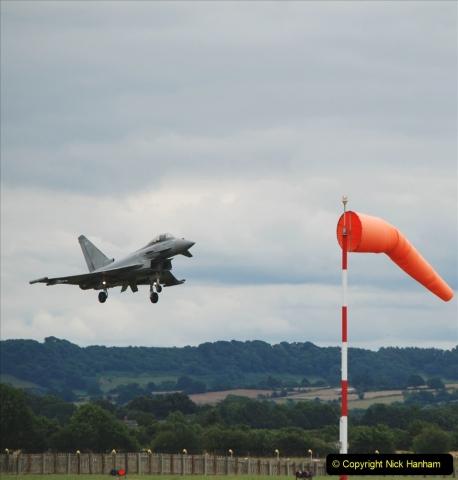 2019-07-13 Yeovilton Air Day. (614) Typhoon FGR$.