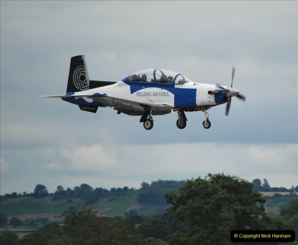 2019-07-13 Yeovilton Air Day. (629) Helinic Air Force Daedalus G36.