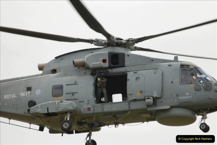 2019-07-13 Yeovilton Air Day. (634) Merlin HC4.