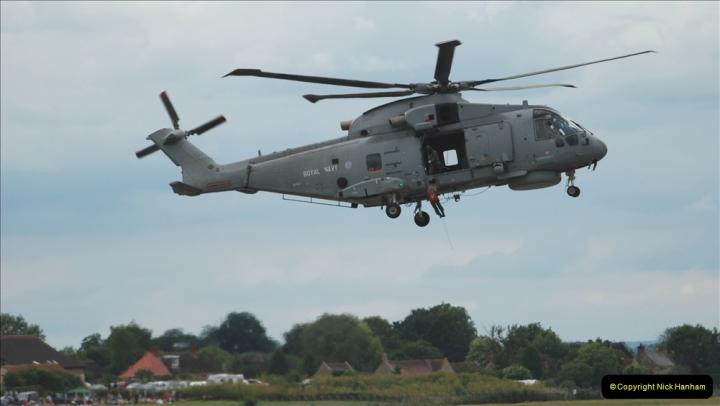 2019-07-13 Yeovilton Air Day. (638) Merlin HC4.