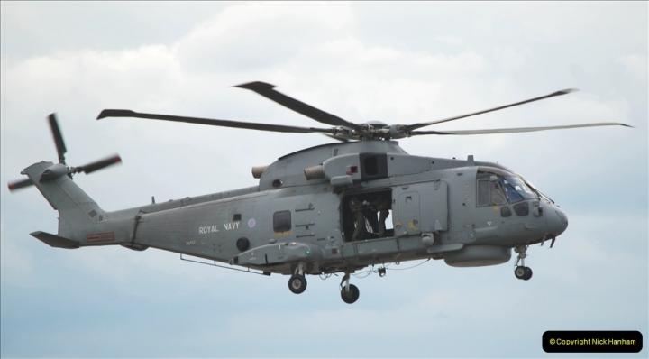 2019-07-13 Yeovilton Air Day. (644) Merlin HC4.