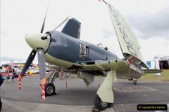 2019-07-13 Yeovilton Air Day. (36) Hawker Sea Fury FB11 VR 930.