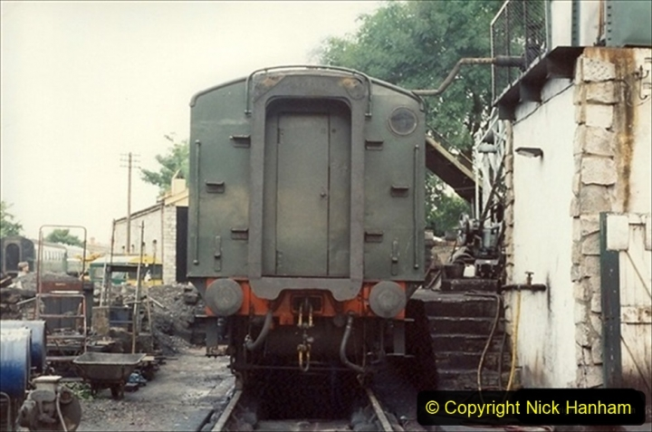 1994-07-16 Flying Scotsman comes to Swanage. (7) 007