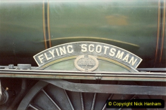 1994-07-16 Flying Scotsman comes to Swanage. (3) 003