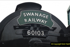 2019-03-18 to 23 Flying Scotsman returns to the SR. (2) Your Host remembering 1994. 042