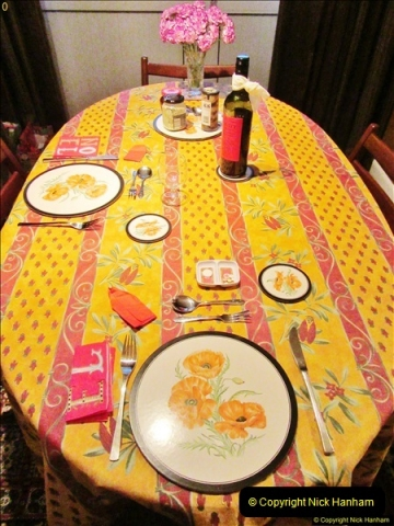 2017-12-24 A Christmas Eve meal cooked by your Host.  (30)030