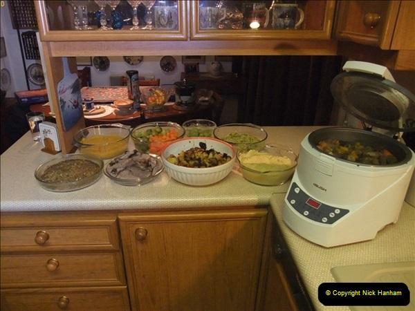 2012-12-29 to 30. Nick's Twixtmas Cook In.  (118)118
