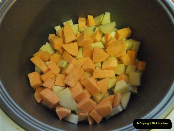 2012-12-29 to 30. Nick's Twixtmas Cook In.  (25)025