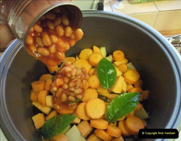 2012-12-29 to 30. Nick's Twixtmas Cook In.  (35)035