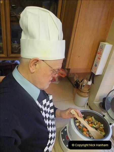 2012-12-29 to 30. Nick's Twixtmas Cook In.  (50)050