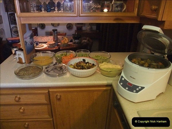 2012-12-29 to 30. Nick's Twixtmas Cook In.  (118)118