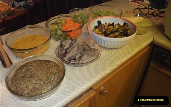 2012-12-29 to 30. Nick's Twixtmas Cook In.  (121)121