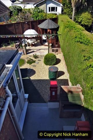 2020-05-09 Your Host's Back & Front Garden. (1) 001
