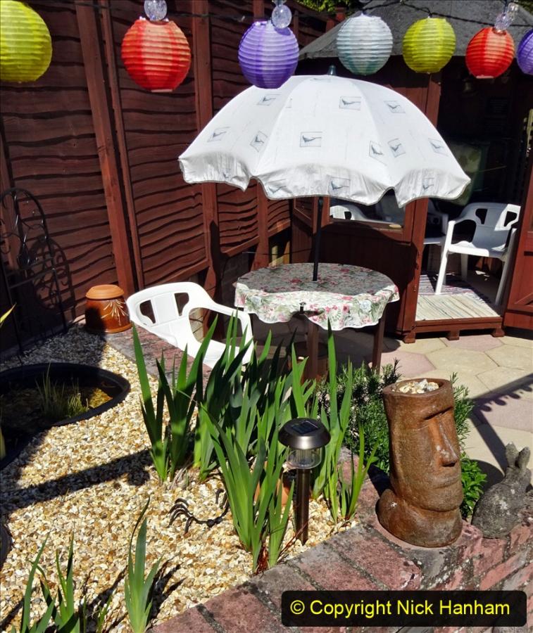 2020-05-09 Your Host's Back & Front Garden. (17) 017