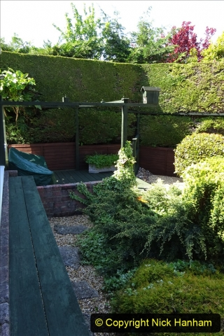 2020-05-09 Your Host's Back & Front Garden. (31) 031