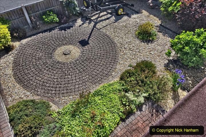 2020-05-09 Your Host's Back & Front Garden. (55) 055