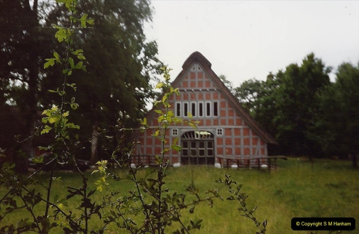 1989 June. Your Host's Wife visits Bremen, Germany. (26)