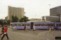 1989 June. Your Host's Wife visits Bremen, Germany. (9)